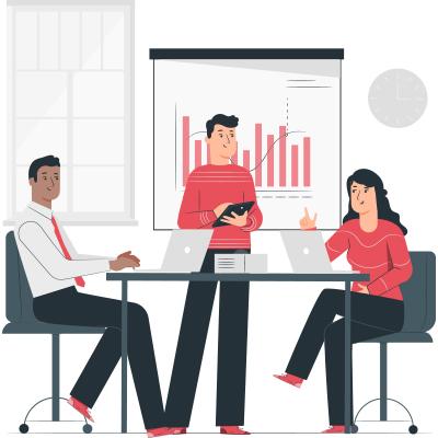 گام چهارم: جمع بندی اطلاعات و تصمیم گیری استراتژی معاملاتی به زبان ساده